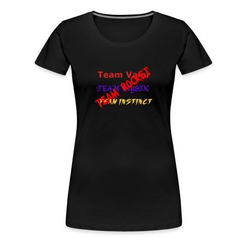 Teams womens - Women's Premium T-Shirt