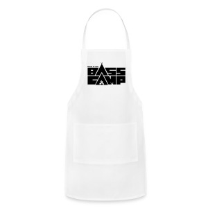 Bass Camp White Hoodie - MEN - Adjustable Apron