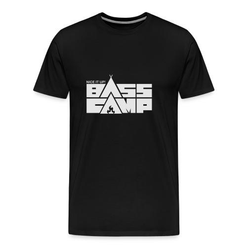 Men's American apparel top - Black - Men's Premium T-Shirt
