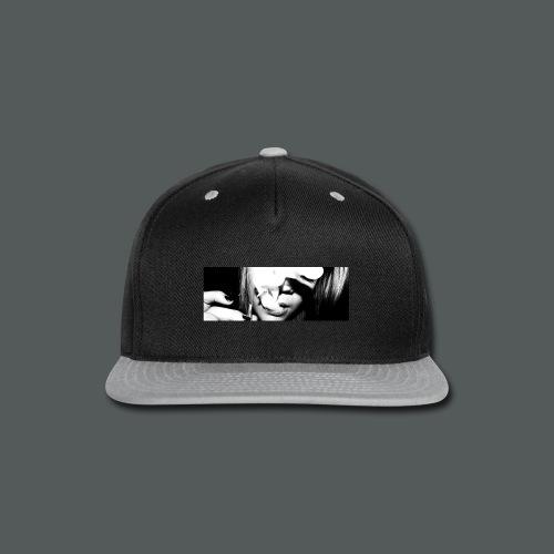 Smoke up - Snap-back Baseball Cap