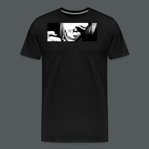 Smoke up - Men's Premium T-Shirt