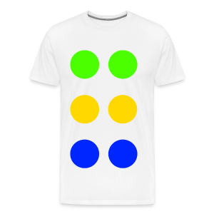 Twister Game  - Men's Premium T-Shirt