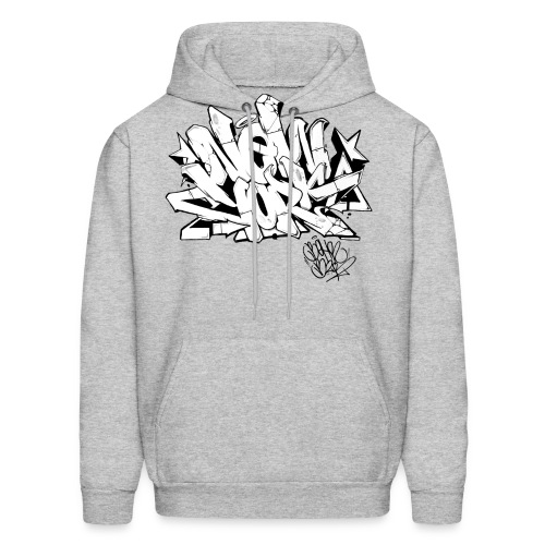BEHR- Design for New York Graffiti Color Logo - Men's Hoodie