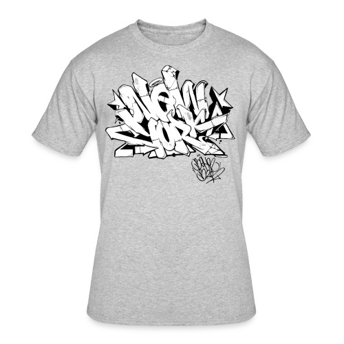 BEHR- Design for New York Graffiti Color Logo - Men's 50/50 T-Shirt