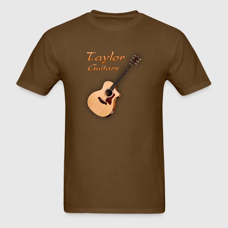 Taylor Guitars - Men's T-Shirt