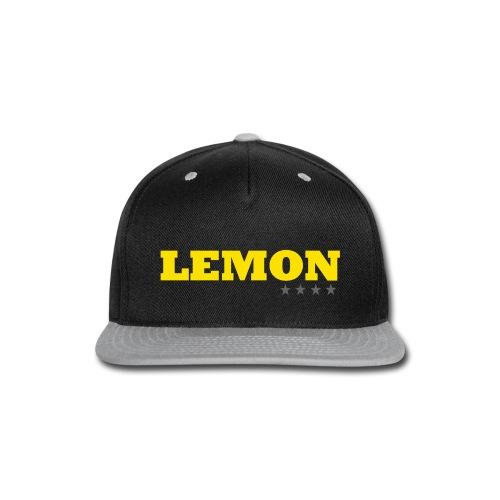 Lemon Aid - Snap-back Baseball Cap