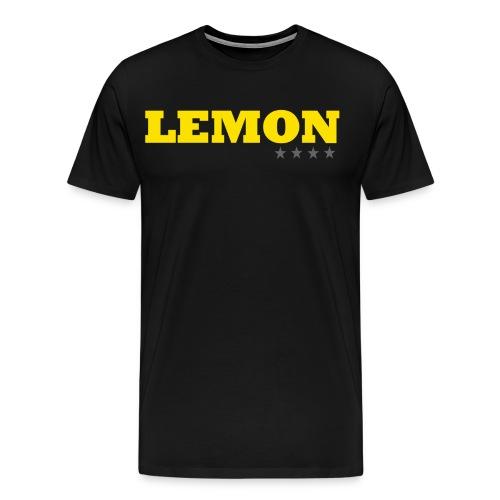 Lemon Aid - Men's Premium T-Shirt