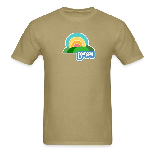 Retro Branson - Men - Men's T-Shirt
