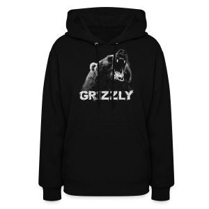 Grizzly Bear T-shirt - Women's Hoodie