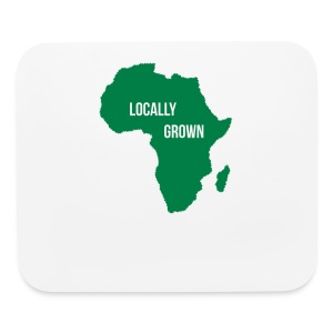 Locally Grown - Mouse pad Horizontal