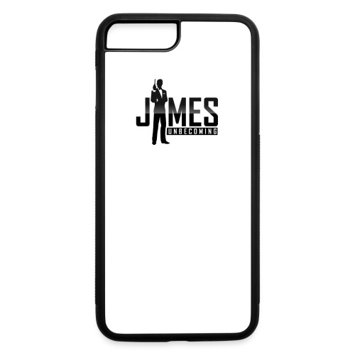 James Unbecoming Logo Travel Mug (One Sided) - iPhone 7 Plus/8 Plus Rubber Case
