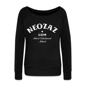 NEOZAZ Club - Women's Wideneck Sweatshirt