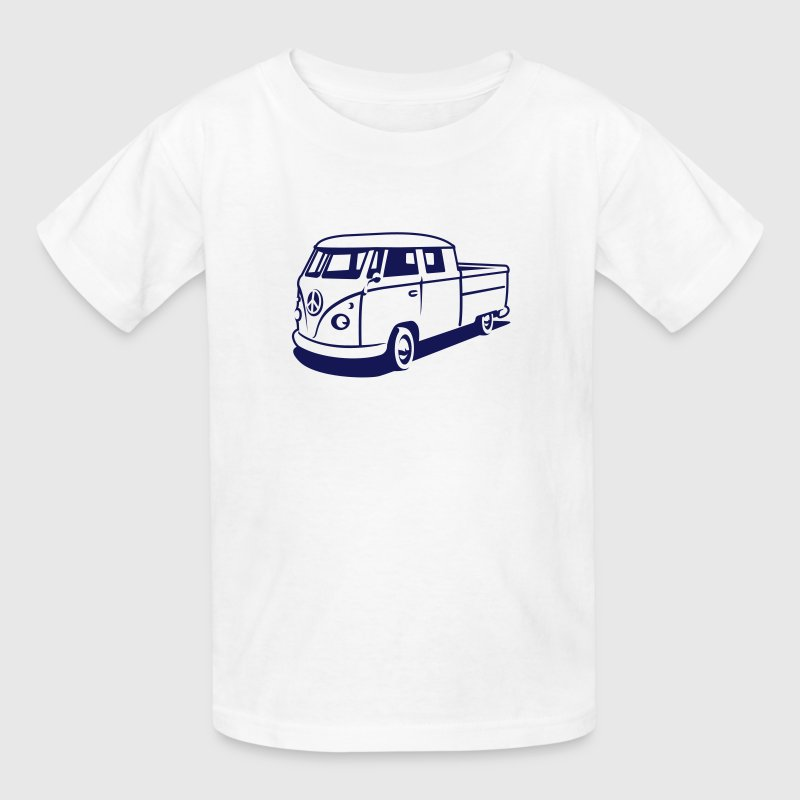 T1 Bus Pickup Kids' Shirts - Kids' T-Shirt