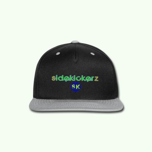 T-Shirt SK - Snap-back Baseball Cap
