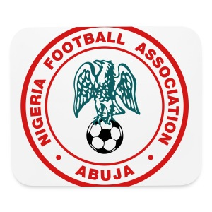 Nigeria Football Federation (Super Eagles) - Mouse pad Horizontal