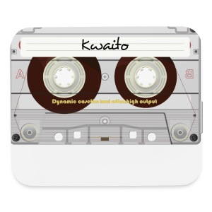 Kwaito Mixtape - Mouse pad Horizontal