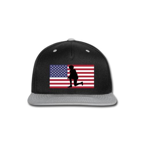 Kaeperflag - Snap-back Baseball Cap