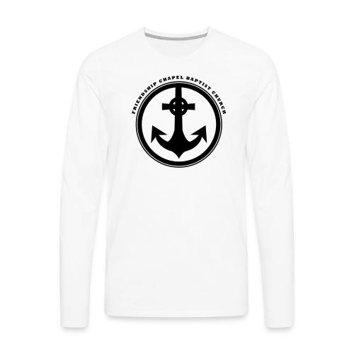 Anchor - Men's Premium Long Sleeve T-Shirt