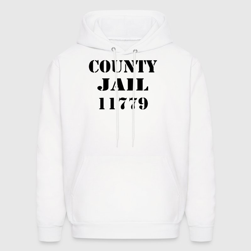County Jail - Men's Hoodie
