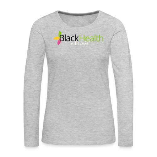Official BHV Tee - Women's Premium Long Sleeve T-Shirt