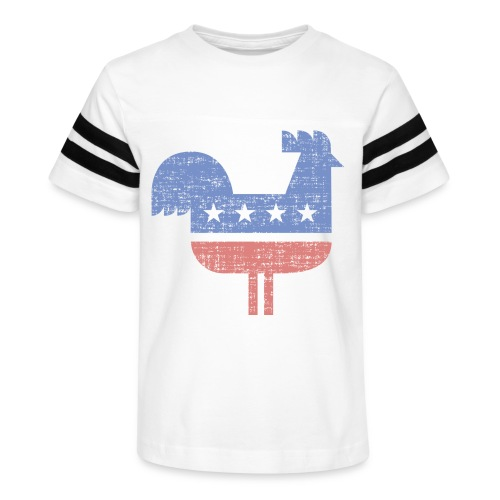 Chicken Party - Kid's Vintage Sport T-Shirt