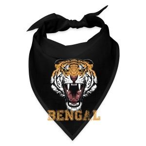 Bengal Tiger T-shirt - Bandana