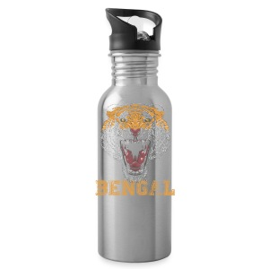 Bengal Tiger T-shirt - Water Bottle