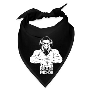 Buff Beast Gym Shirt - Bandana