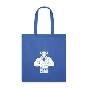 Buff Beast Gym Shirt - Tote Bag