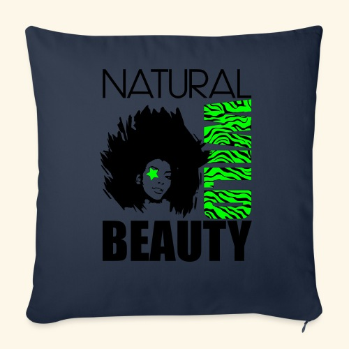 Naturaal Wild Beauty - Throw Pillow Cover