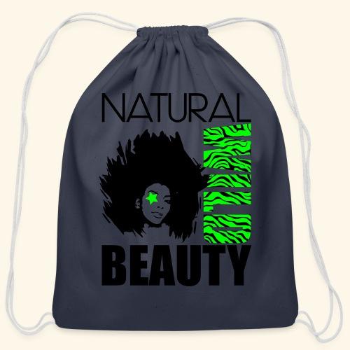 Naturaal Wild Beauty - Cotton Drawstring Bag