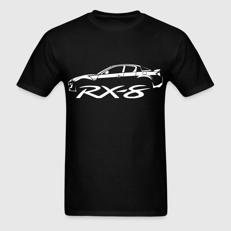 Mazda RX-8 Sports Car T-Shirts - Men's T-Shirt