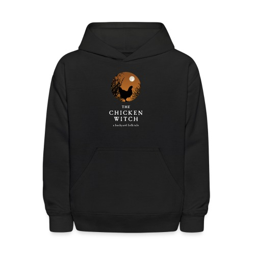 The Chicken Witch - Kids' Hoodie