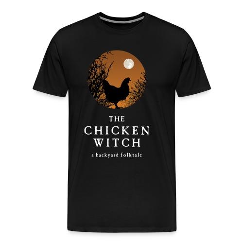 The Chicken Witch - Men's Premium T-Shirt