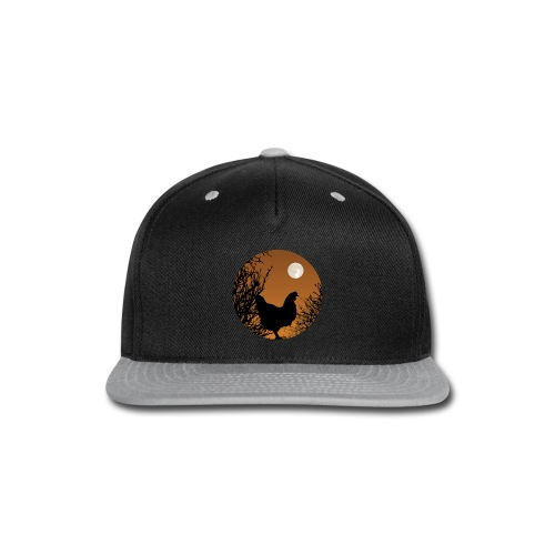 The Chicken Witch - Snap-back Baseball Cap