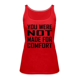 Made for Greatness (Women) - Women's Premium Tank Top