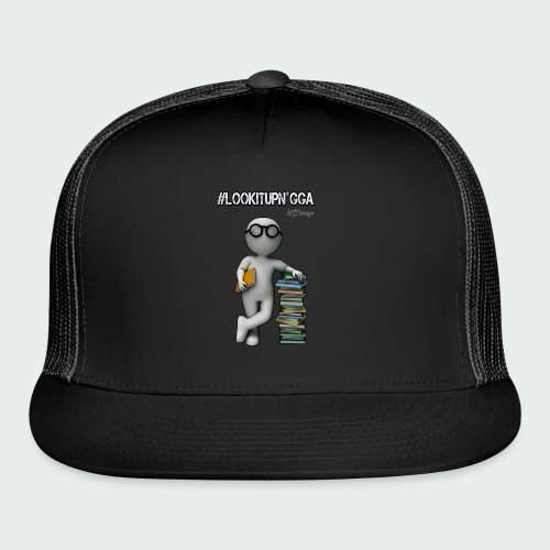 Look it up  - Trucker Cap