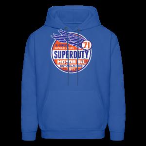 Superduty oil - Men's Hoodie
