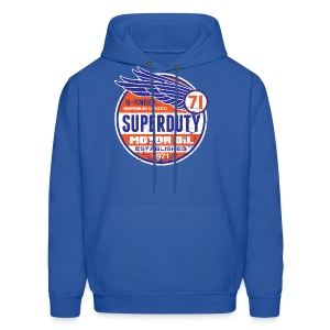 Superduty oil - Men's Hoodie