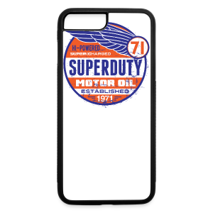 Superduty oil - iPhone 7 Plus Rubber Case
