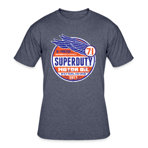 Superduty oil - Men's 50/50 T-Shirt