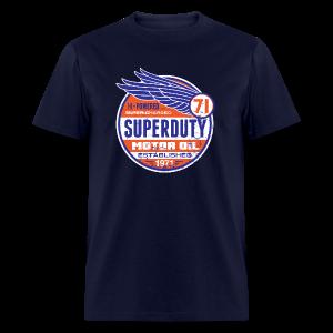Superduty oil - Men's T-Shirt