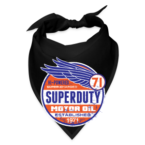 Superduty oil - Bandana