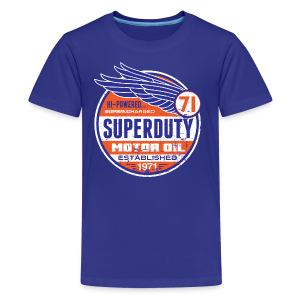 Superduty oil - Kids' Premium T-Shirt