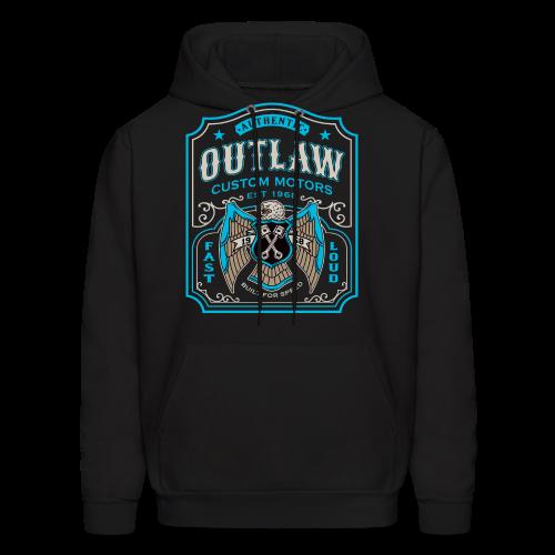 Outlaw Motors - Men's Hoodie