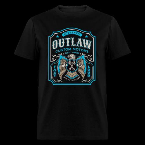 Outlaw Motors - Men's T-Shirt