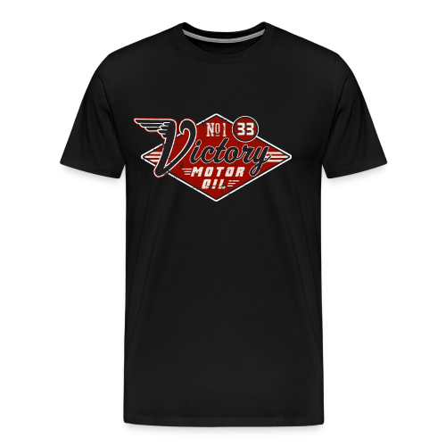 Victory Motor Oil - Men's Premium T-Shirt