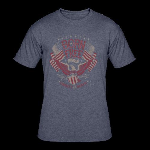Born Free - Men's 50/50 T-Shirt