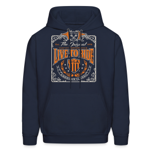 Live to Ride - Men's Hoodie