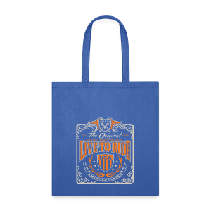 Live to Ride - Tote Bag